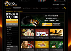 Casino.com Games Screenshot
