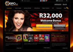 Casino.com Main Screenshot