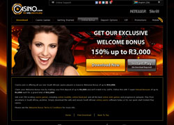 Casino.com Welcome Bonus Screenshot