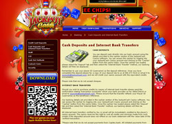 Jackpot Cash Banking Screenshot