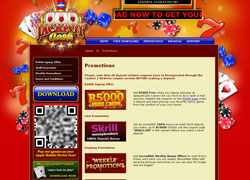 Jackpot Cash Promotions Screenshot