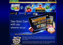 SlotoCash Mobile Screenshot