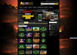 Volcanic Slots Games Screenshot