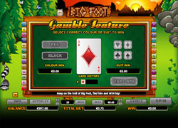 Big Foot Gamble Feature Screenshot